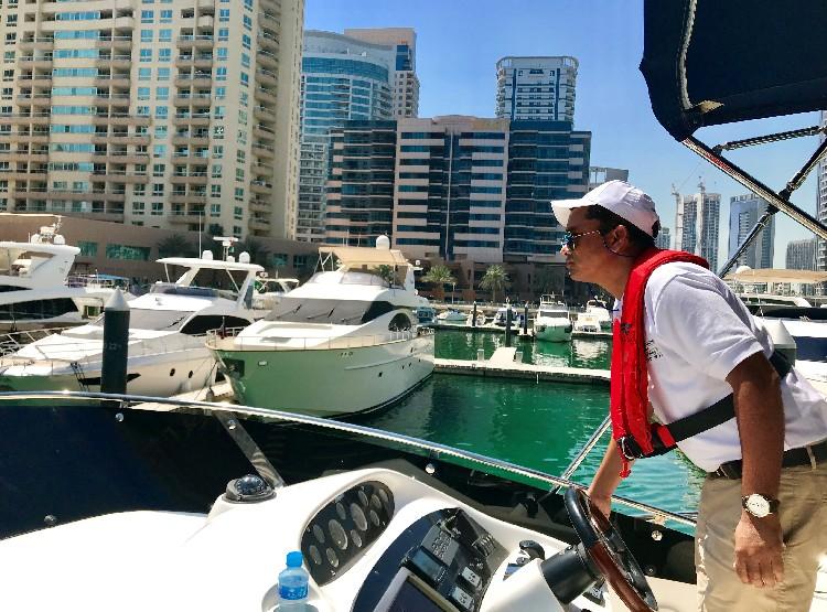 Marine Concept Sea School | IYT Yacht Training Center Dubai