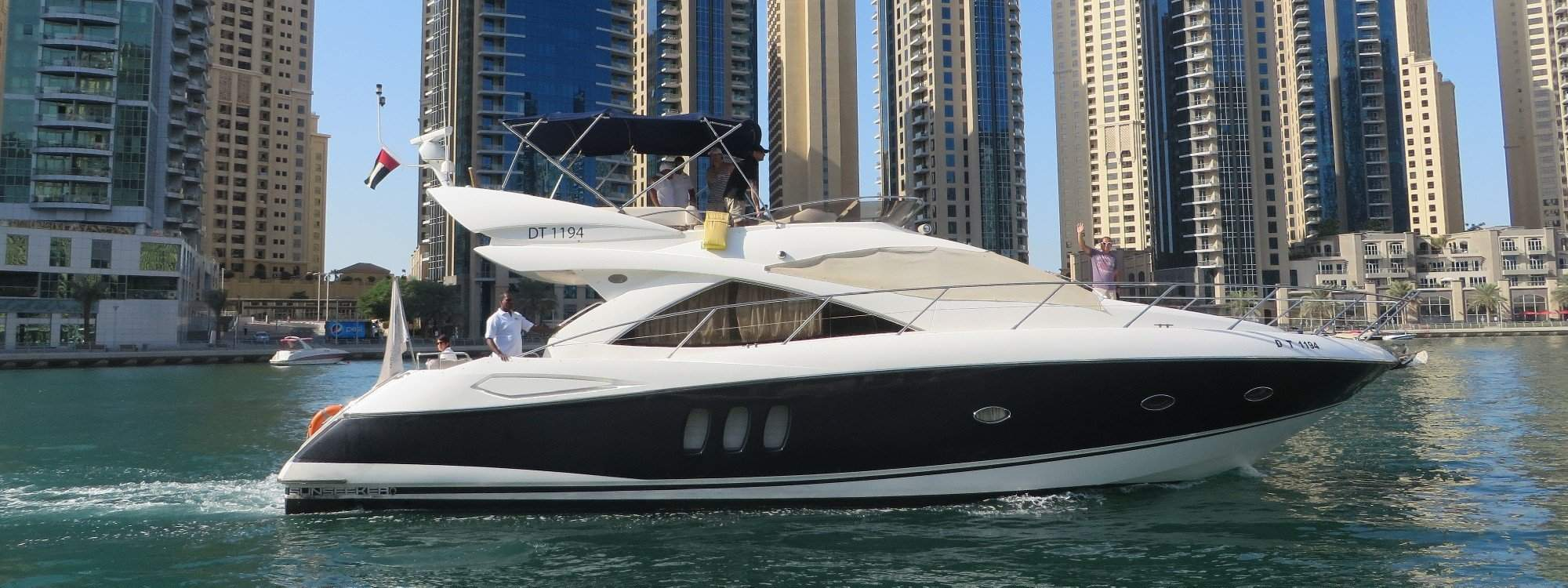 The IYT Maritime Training Center in Dubai
