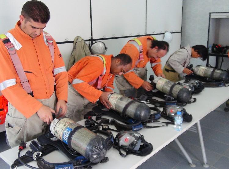 STCW Fire Prevention and Fire Fighting Course | Marine Concept Dubai