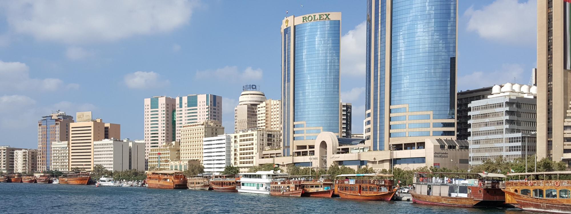 Dubai Maritime City Authority   Marine Concept